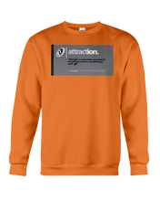 Attraction Behar Memes Sweatshirt
