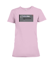 Attraction Behar Memes Ladies Tee