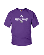 AVL Baxter Beach Volleyball Team Issue Youth Tee