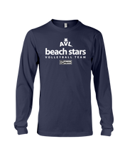 AVL Beach Stars Volleyball Team Issue Long Sleeve Tee