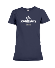 AVL Beach Stars Volleyball Team Issue Ladies Tee