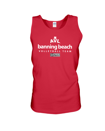 AVL Banning Beach Volleyball Team Issue Cotton Tank