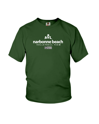 AVL Narbonne Beach Volleyball Team Issue Youth Tee