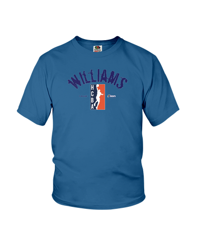 Full Throttle HCBA Williams Youth Tee
