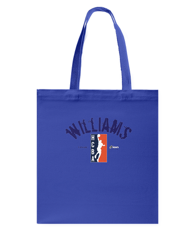 Full Throttle HCBA Williams Canvas Shopping Tote