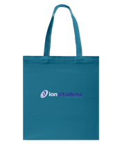 ION Altadena Brand ID Canvas Shopping Tote