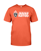 AVL AAAA Rated Wht Tee