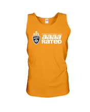 AVL AAAA Rated Wht Cotton Tank