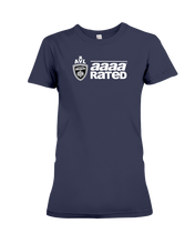 AVL AAAA Rated Wht Ladies Tee