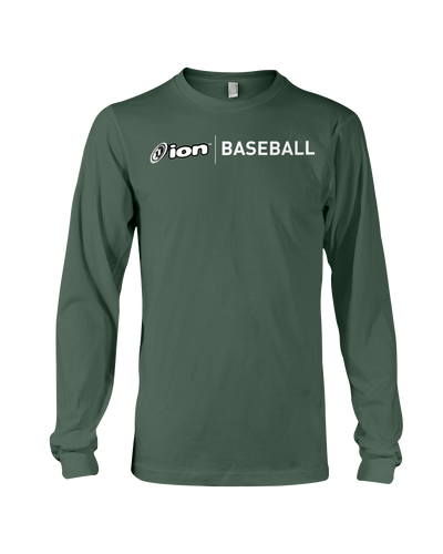 ION Baseball Long Sleeve Tee
