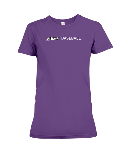 ION Baseball Ladies Tee
