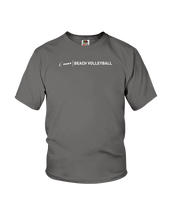 ION Beach Volleyball Youth Tee