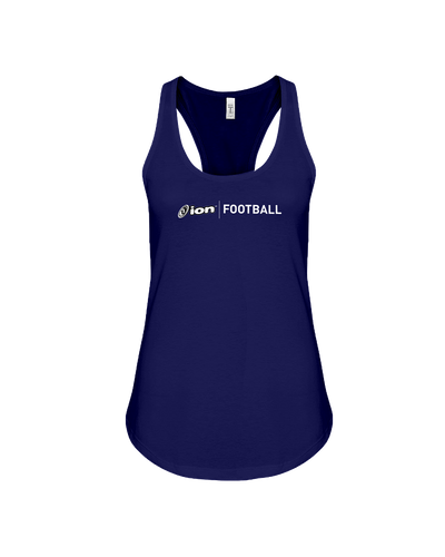 ION Football Racerback Tank