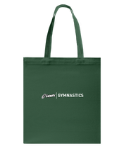 ION Gymnastics Canvas Shopping Tote