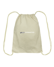 ION Gymnastics Cotton Drawstring Backpack