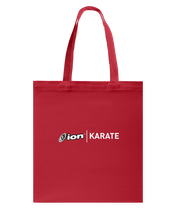 ION Karate Canvas Shopping Tote