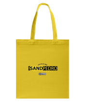 AVL Digster Sand Pedro Canvas Shopping Tote