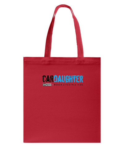 Digster Cardaughter Canvas Shopping Tote