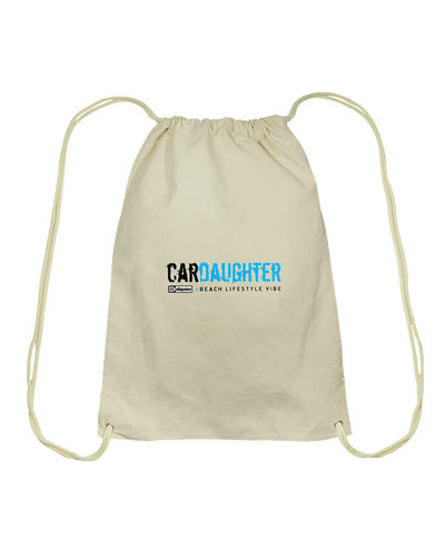 Digster Cardaughter Cotton Drawstring Backpack