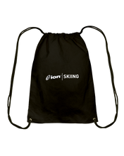 ION Skiing Cotton Drawstring Backpack