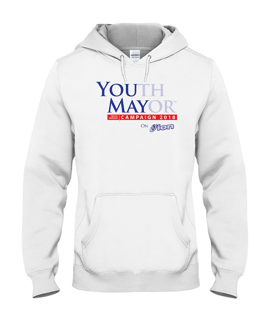 Youth Mayor On ION Hoodie