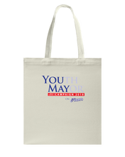 Youth Mayor On ION Canvas Shopping Tote