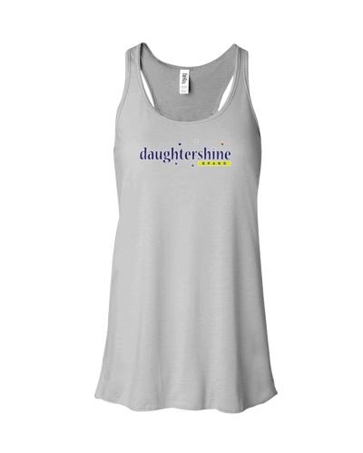 Daughtershine Brand Logo Contoured Tank