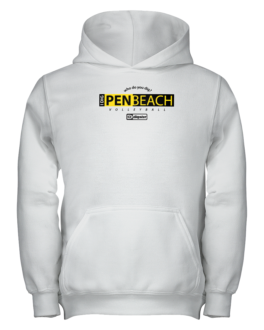 AVL Digster Penbeach Youth Hoodie