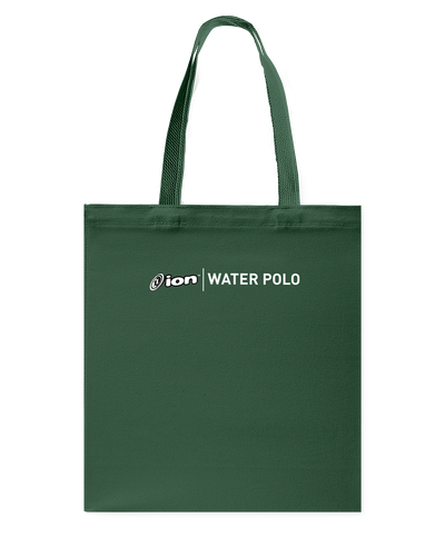 ION Water Polo Canvas Shopping Tote