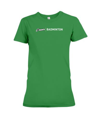ION Badminton Ladies Tee