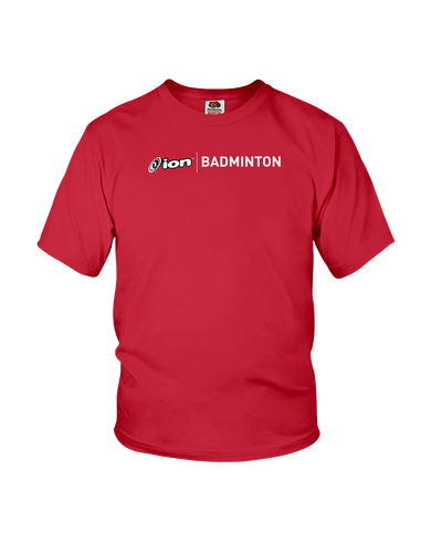 ION Badminton Youth Tee
