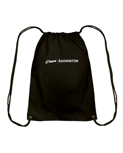 ION Badminton Cotton Drawstring Backpack
