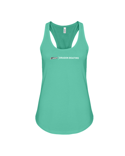 ION Dragon Boating Flowy Racerback Tank