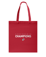 Champions Conference Canvas Shopping Tote