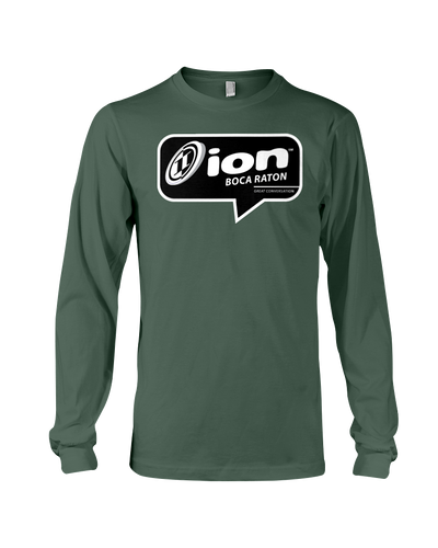 ION Boca Raton Conversation Long Sleeve Tee