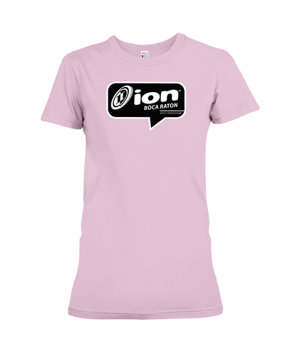 ION Boca Raton Conversation Ladies Tee
