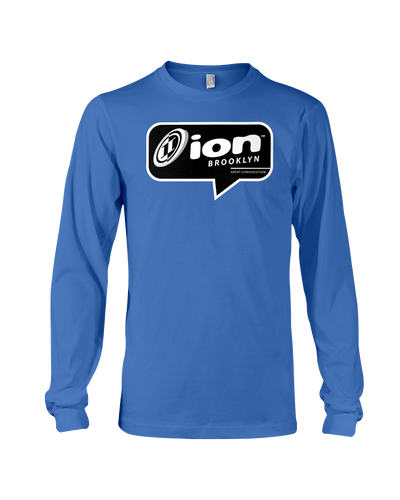 ION Brooklyn Conversation Long Sleeve Tee