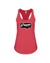 ION Brooklyn Conversation Racerback Tank