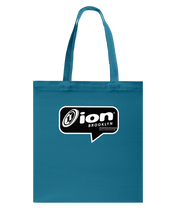ION Brooklyn Conversation Canvas Shopping Tote