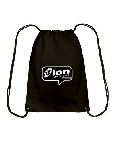 ION Costa Mesa Conversation Cotton Drawstring Backpack