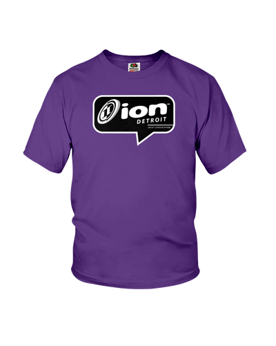 ION Detroit Conversation Youth Tee