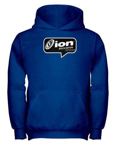 ION Boca Raton Conversation Youth Hoodie