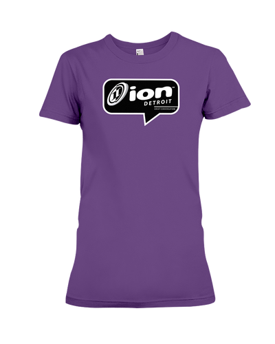 ION Detroit Conversation Ladies Tee