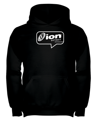 ION Detroit Conversation Youth Hoodie