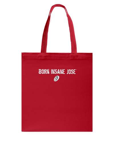 Family Famous Born Insane Jose Canvas Shopping Tote