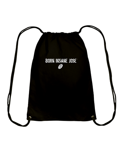 Family Famous Born Insane Jose Cotton Drawstring Backpack