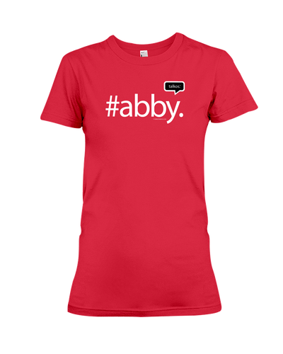 Family Famous Abby Talkos Ladies Tee