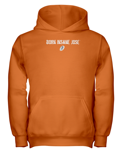 Family Famous Born Insane Jose Youth Hoodie