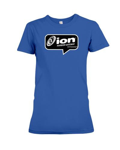 ION Harbor Gateway Conversation Ladies Tee