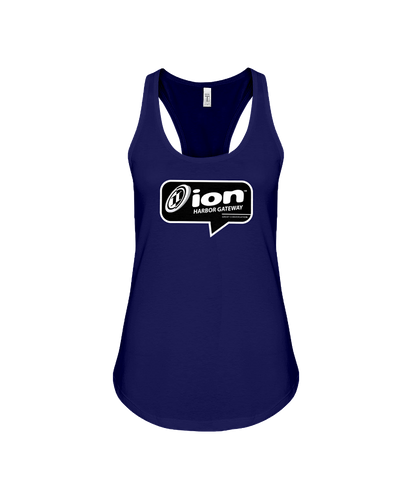 ION Harbor Gateway Conversation Racerback Tank